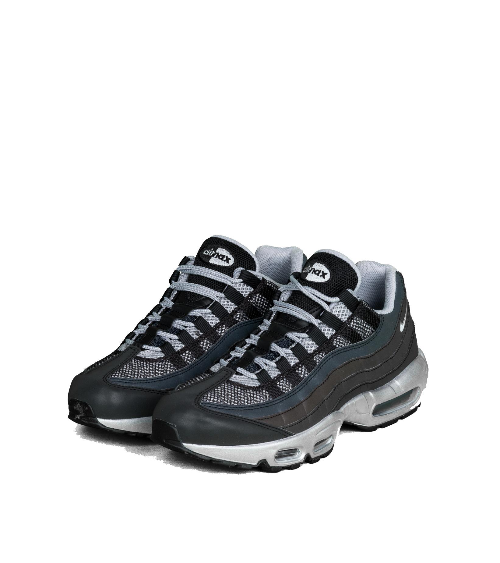 """Air Max 95 PRM """"Black/Metallic Silver""""-1"""