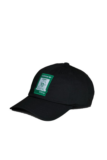 "Kermit The Frog Cap ""Black/Bold Green"""