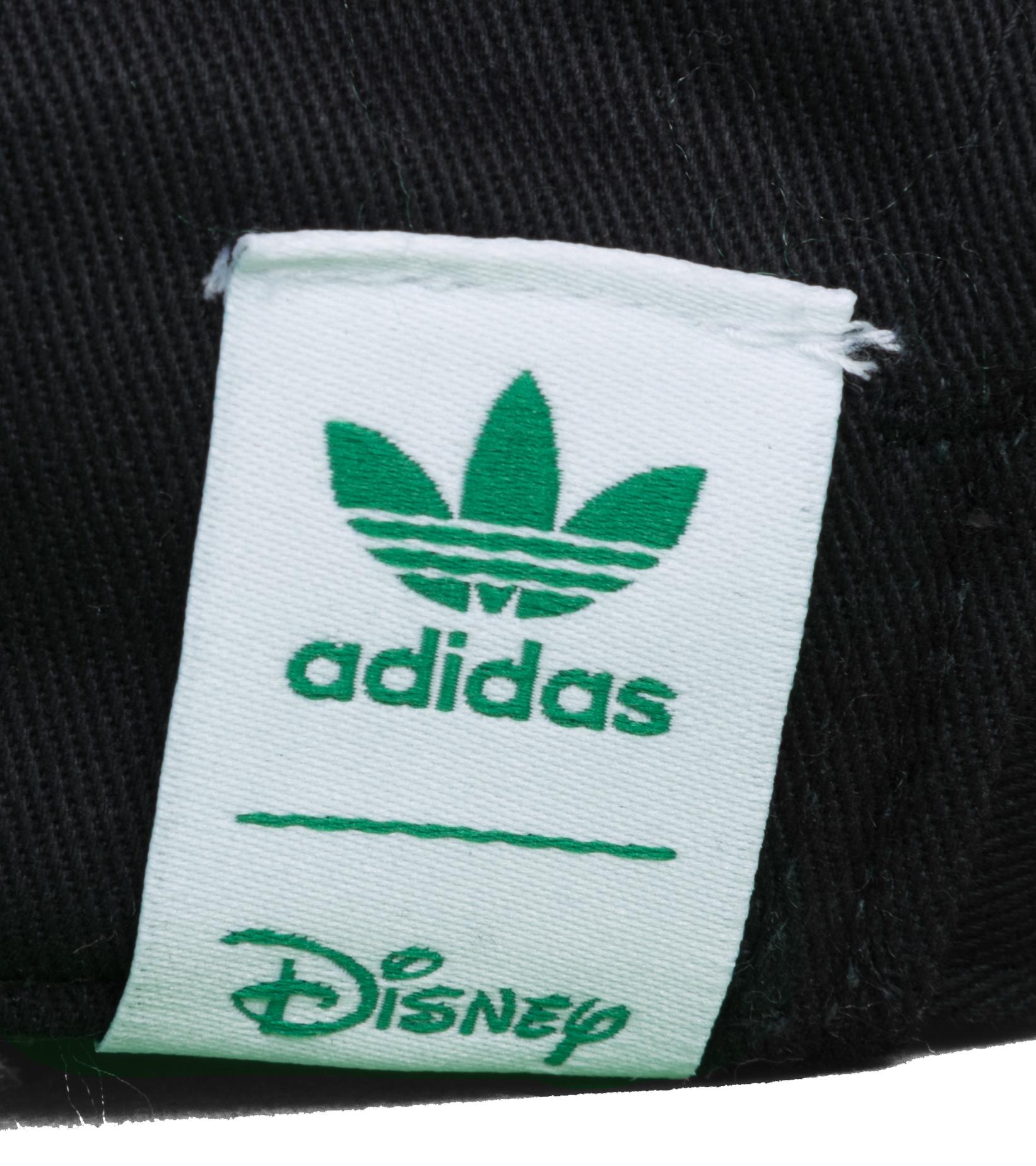 "Kermit The Frog Cap ""Black/Bold Green""-4"