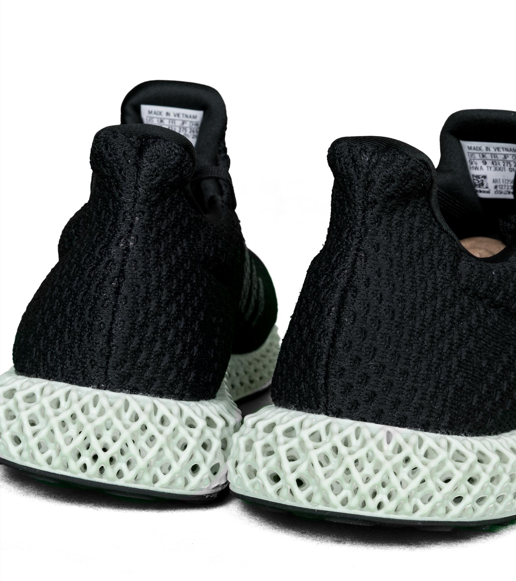 """4D Futurecraft """"Core Black/Linen Green""""-6"""