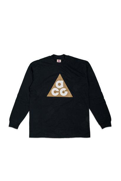 "NRG ACG Logo LS Tee ""Black"""