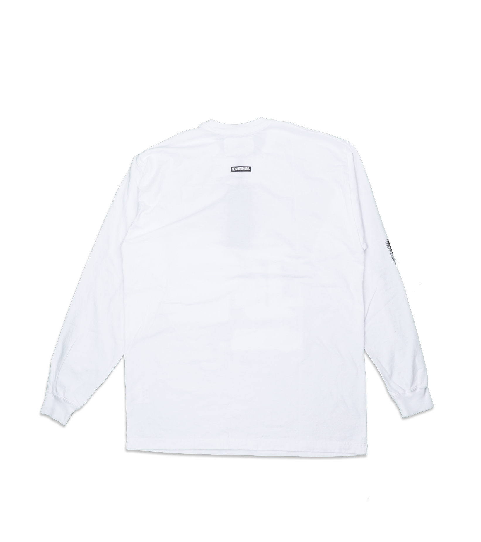"""Graphic LS Tee x One Of These Days """"White""""-4"""