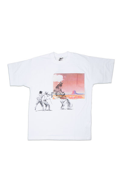 """Graphic Tee x One Of These Days """"White"""""""