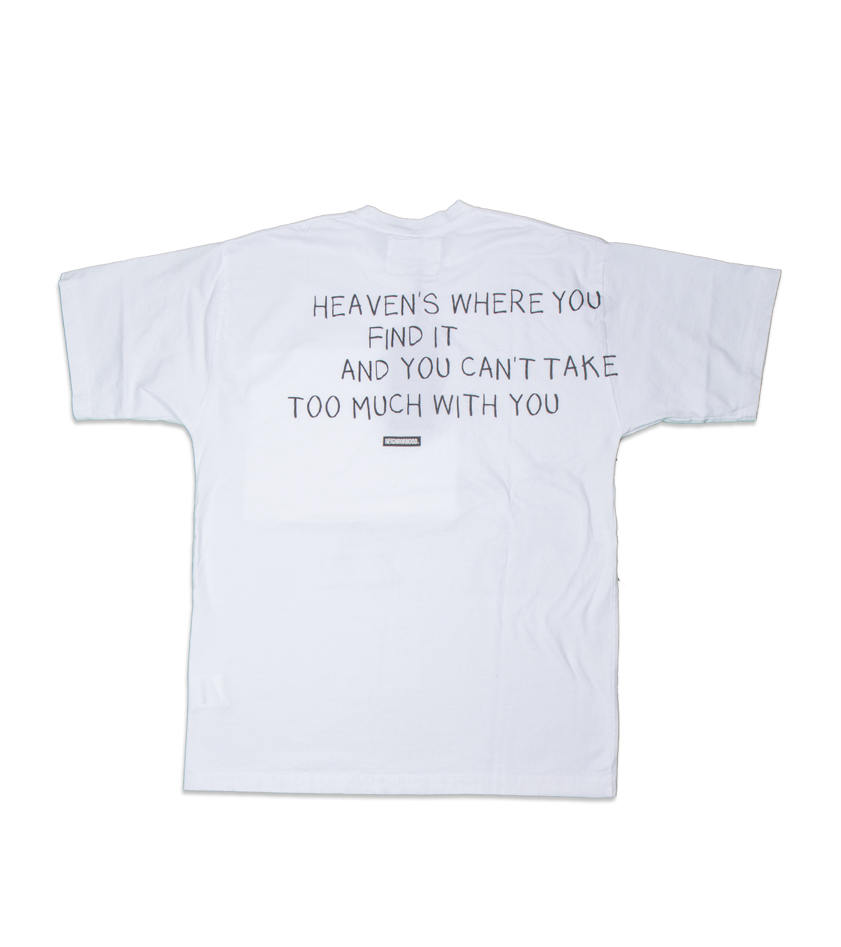 """Graphic Tee x One Of These Days """"White""""-4"""
