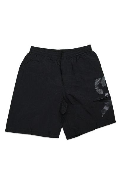 """Y-3 Large Logo Swimshorts (Mid-Length) """"Black/Core White"""""""