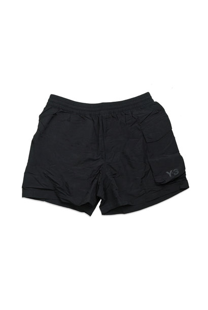 "Y-3 Utility Swimshorts (Short-Length) ""Black"""