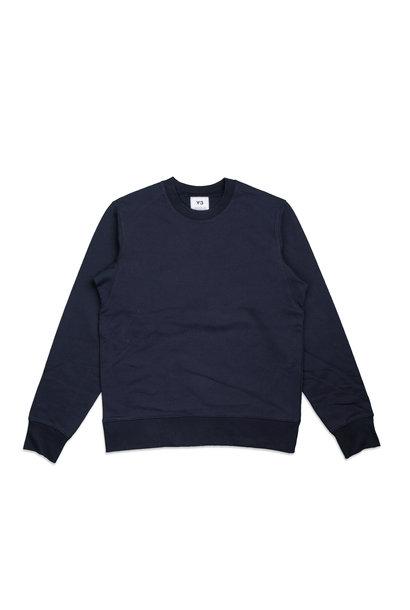 "Y-3 Back Logo Sweatshirt ""Legend Ink"""