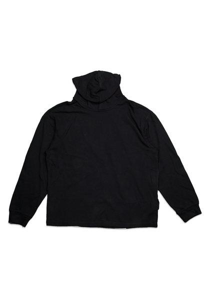 "Y-3 Shade Raw Graphic Logo Hoodie ""Black"""