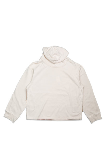 "WMNS Y-3  Shade Raw Graphic Hoodie ""Undyed"""