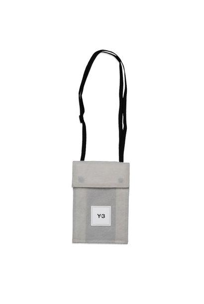 """Y-3 Ch3 Pocket Bag """"Clear Brown"""""""