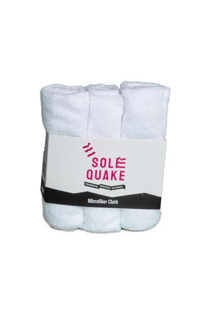 Solequake Microfiber Cloth 3psc