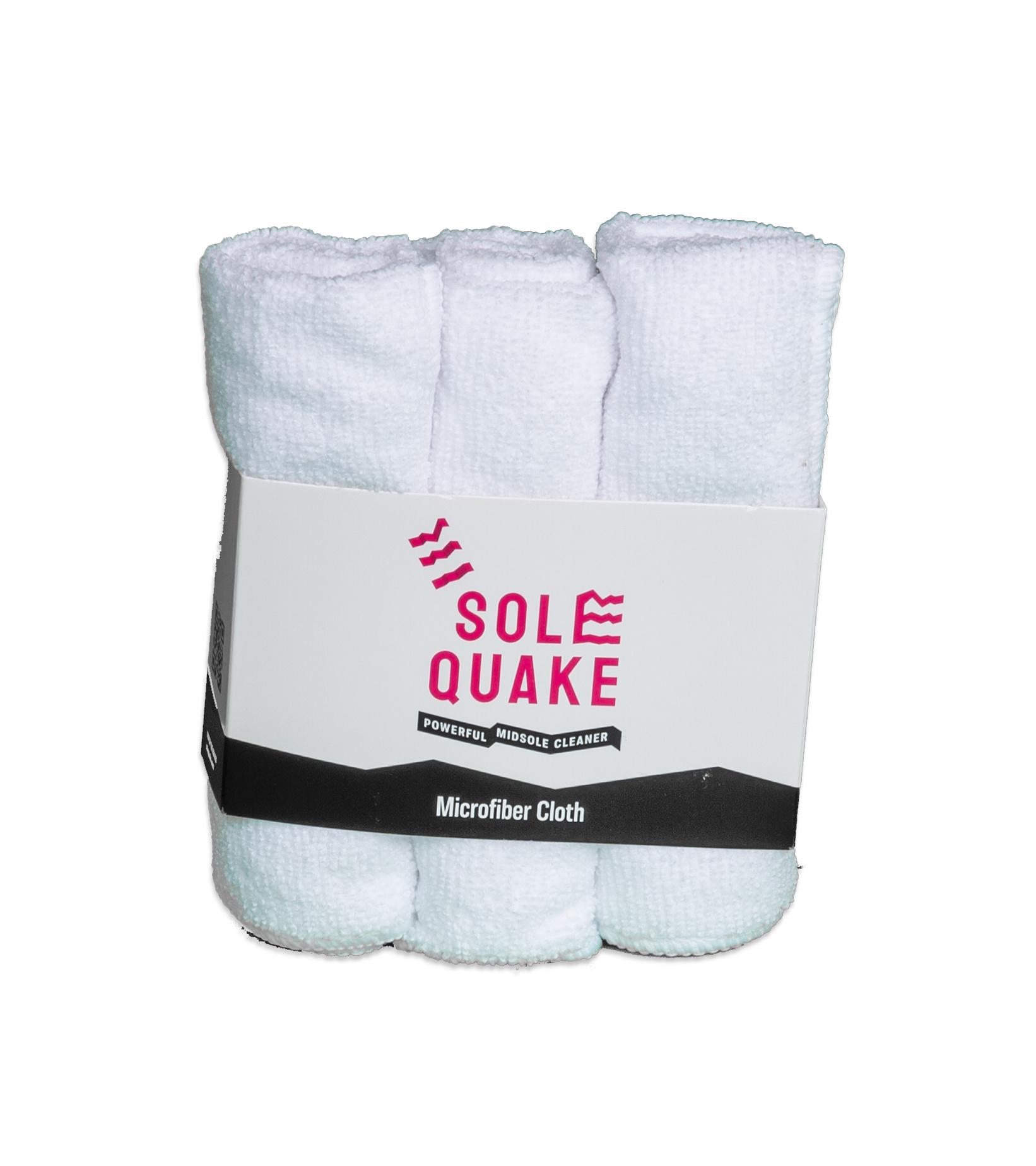 Solequake Microfiber Cloth 3psc-1