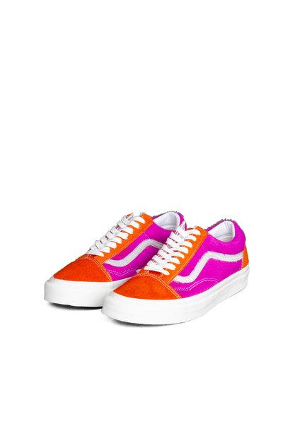 "Old Skool 36 DX (Anaheim Factory) ""Pink Pony/True White"""