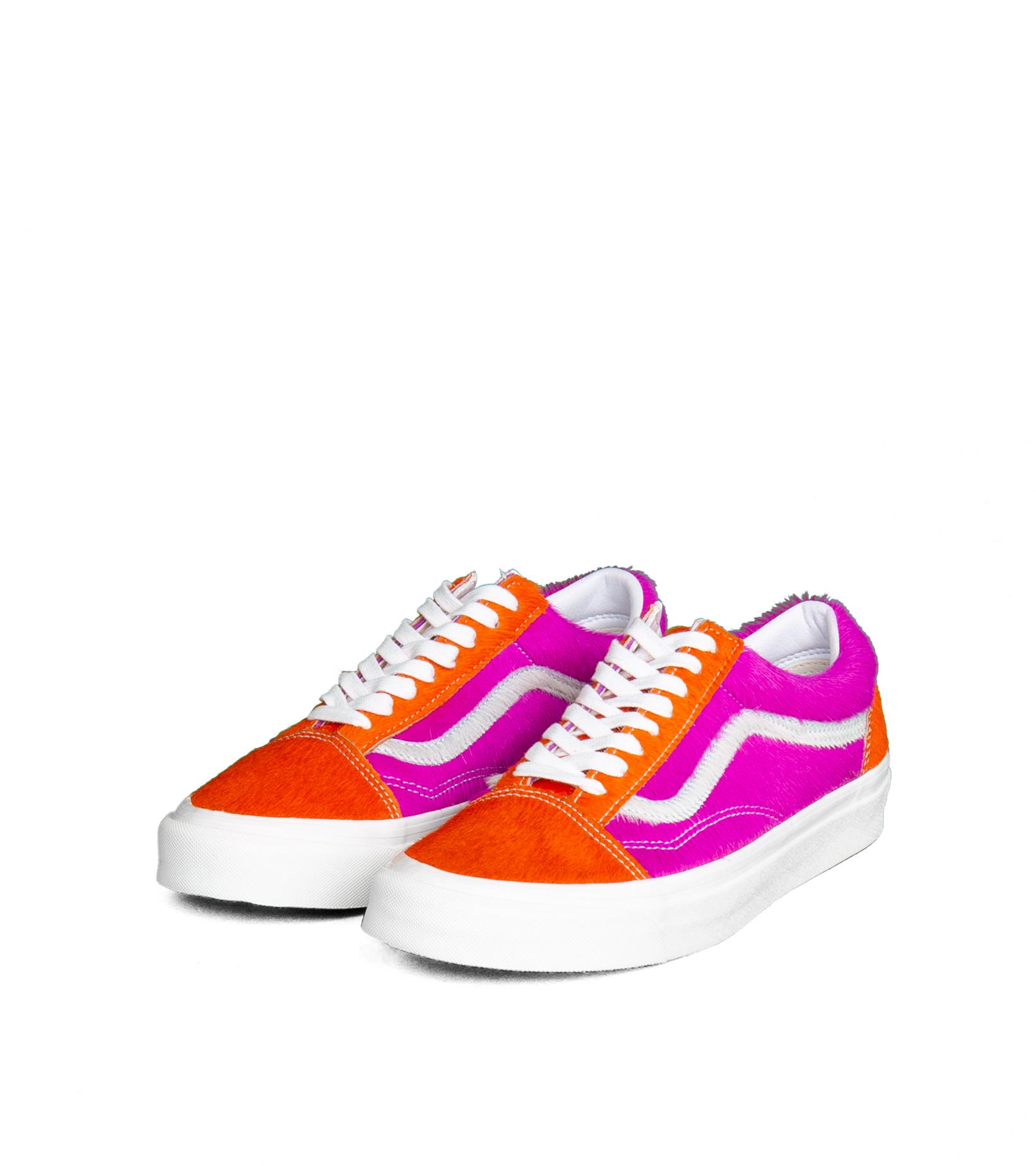 "Old Skool 36 DX (Anaheim Factory) ""Pink Pony/True White""-1"