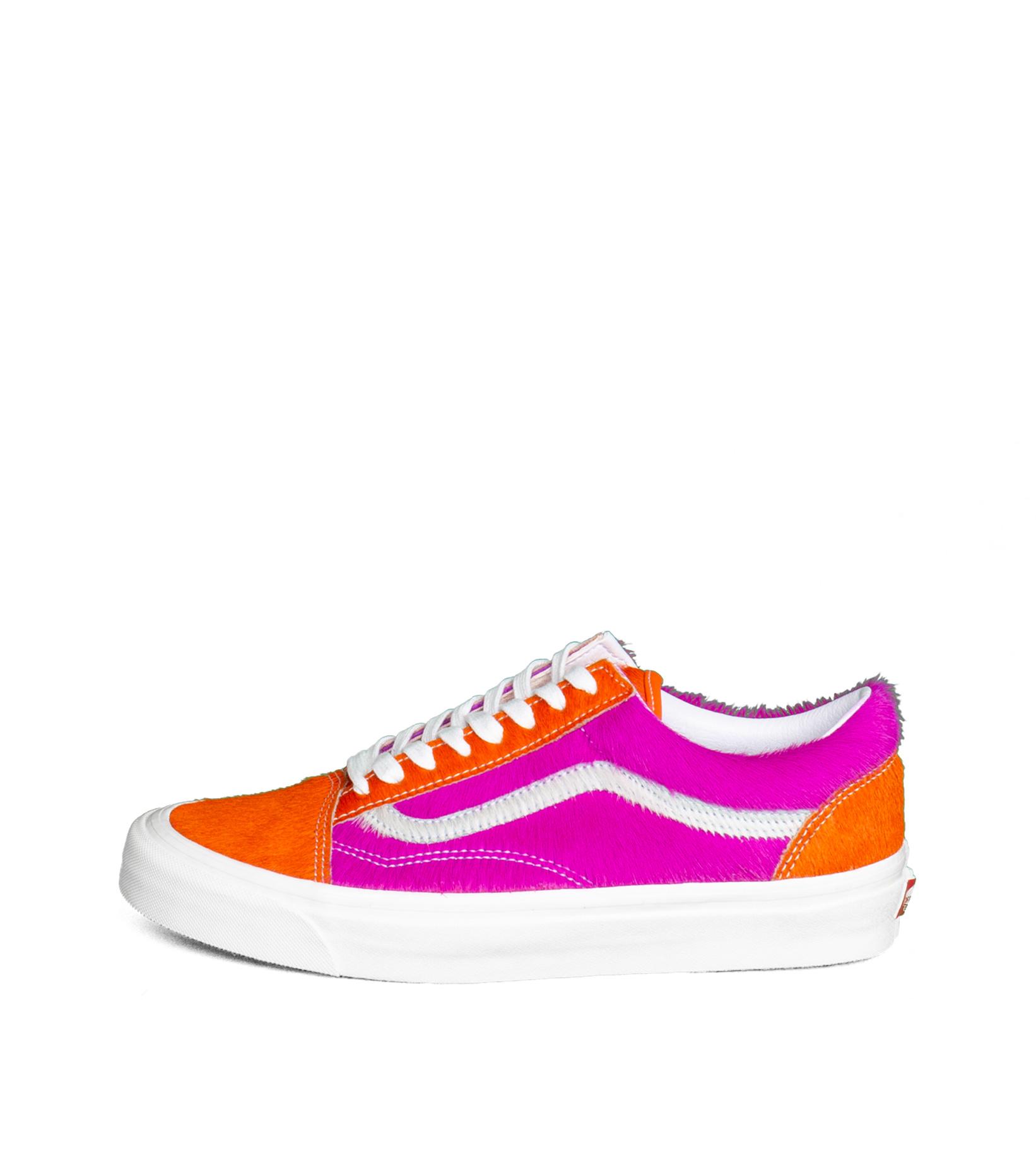 "Old Skool 36 DX (Anaheim Factory) ""Pink Pony/True White""-3"