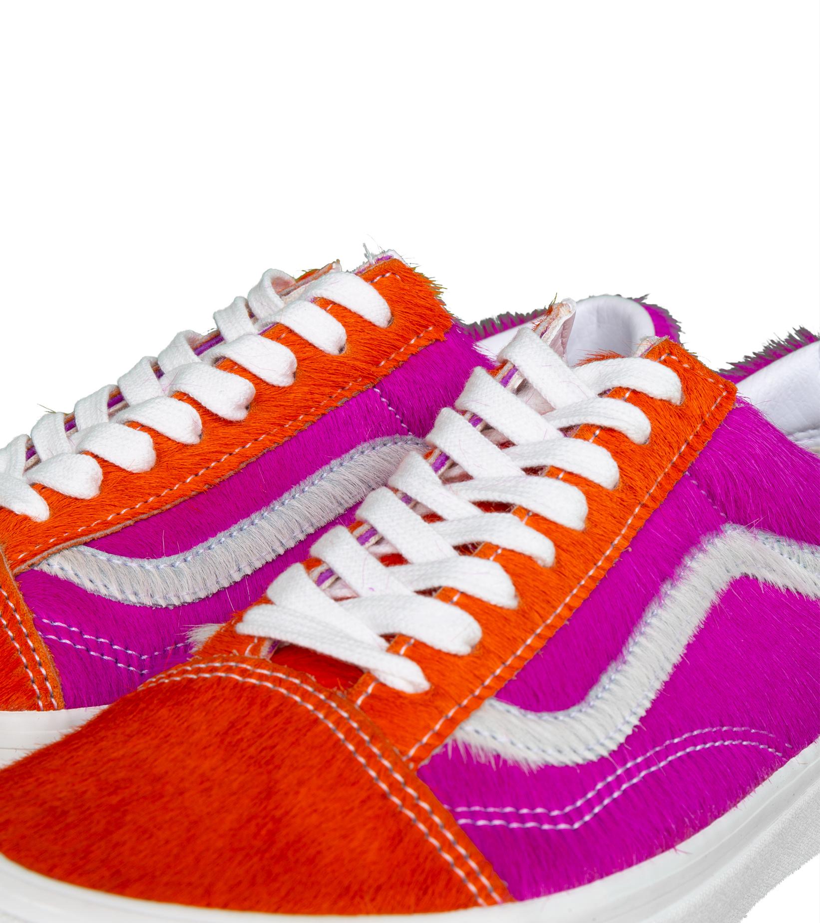 "Old Skool 36 DX (Anaheim Factory) ""Pink Pony/True White""-6"