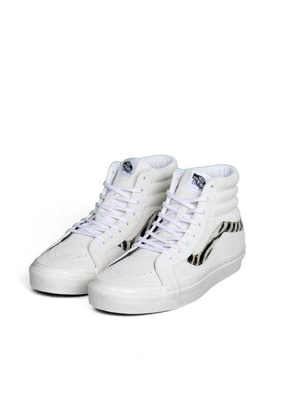 """Sk8-Hi 38 DX (Anaheim Factory) """"True White/Zebra"""""""