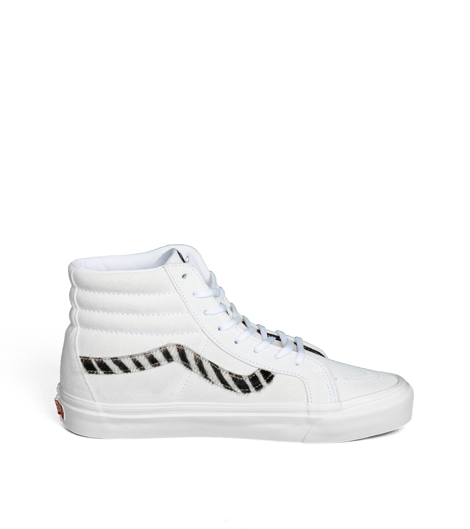 """Sk8-Hi 38 DX (Anaheim Factory) """"True White/Zebra""""-4"""