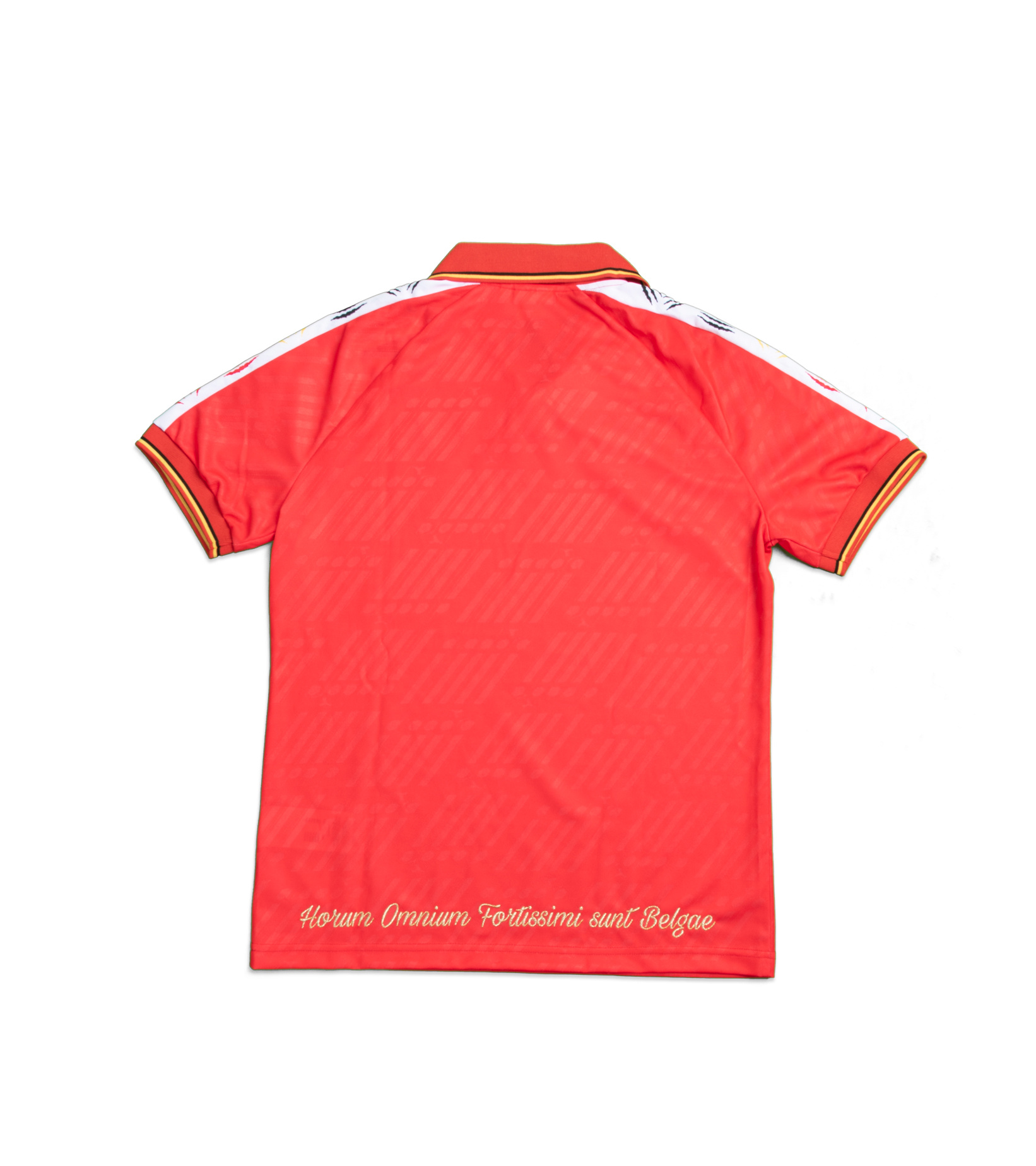 """Panthers Football Shirt """"Red""""-5"""