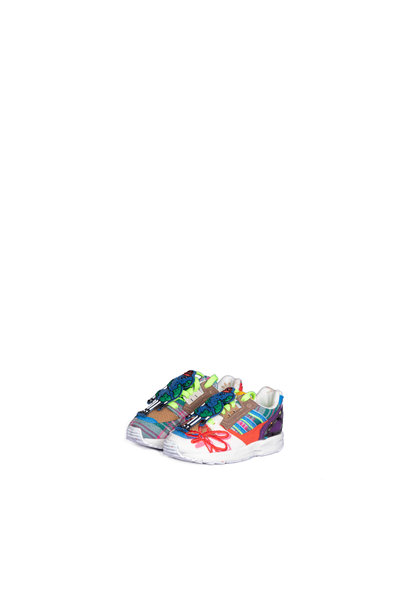 """ZX 8000 Infant x Superearth """"Off White/Bluebird"""""""