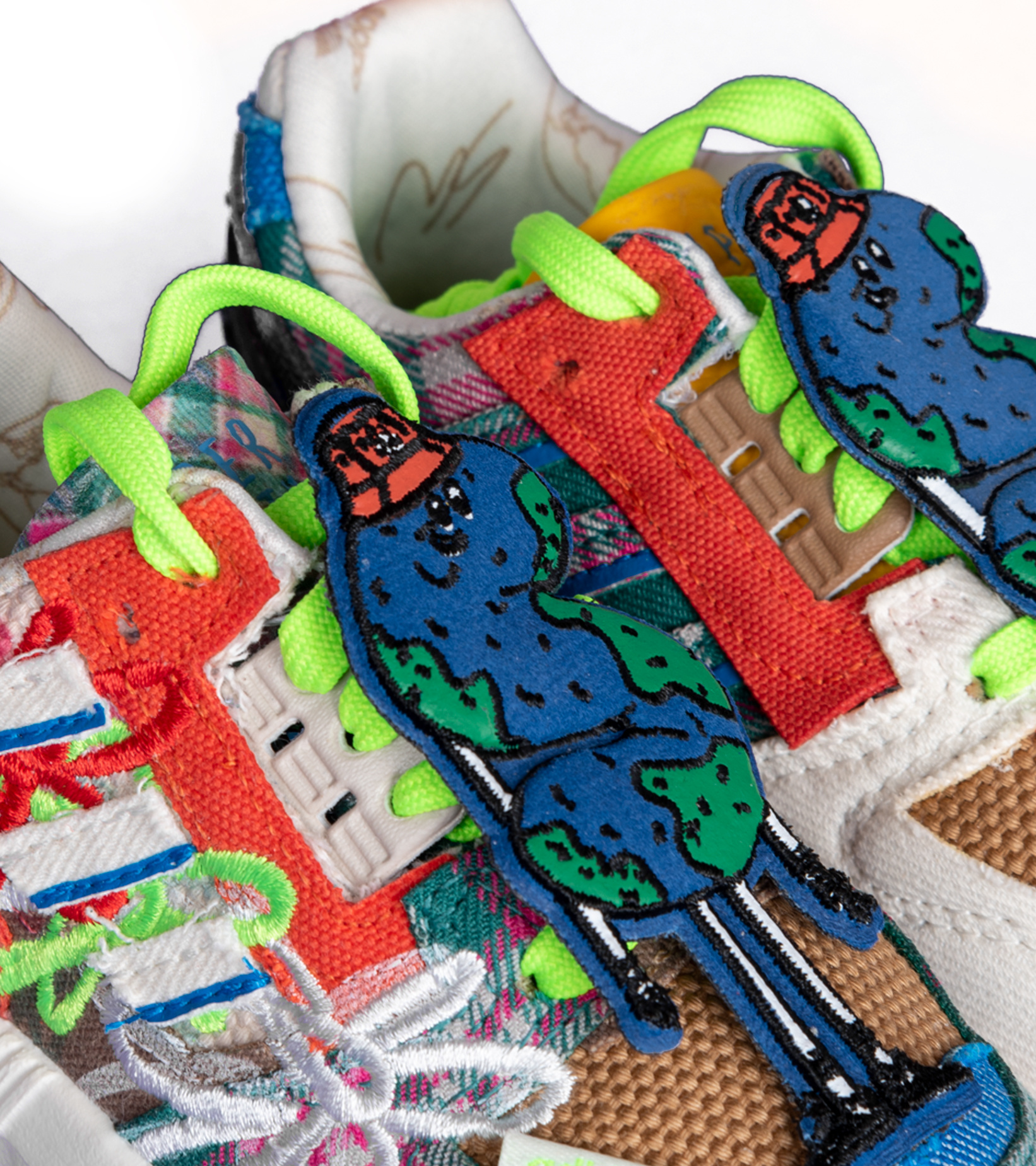 """ZX 8000 Infant x Superearth """"Off White/Bluebird""""-8"""