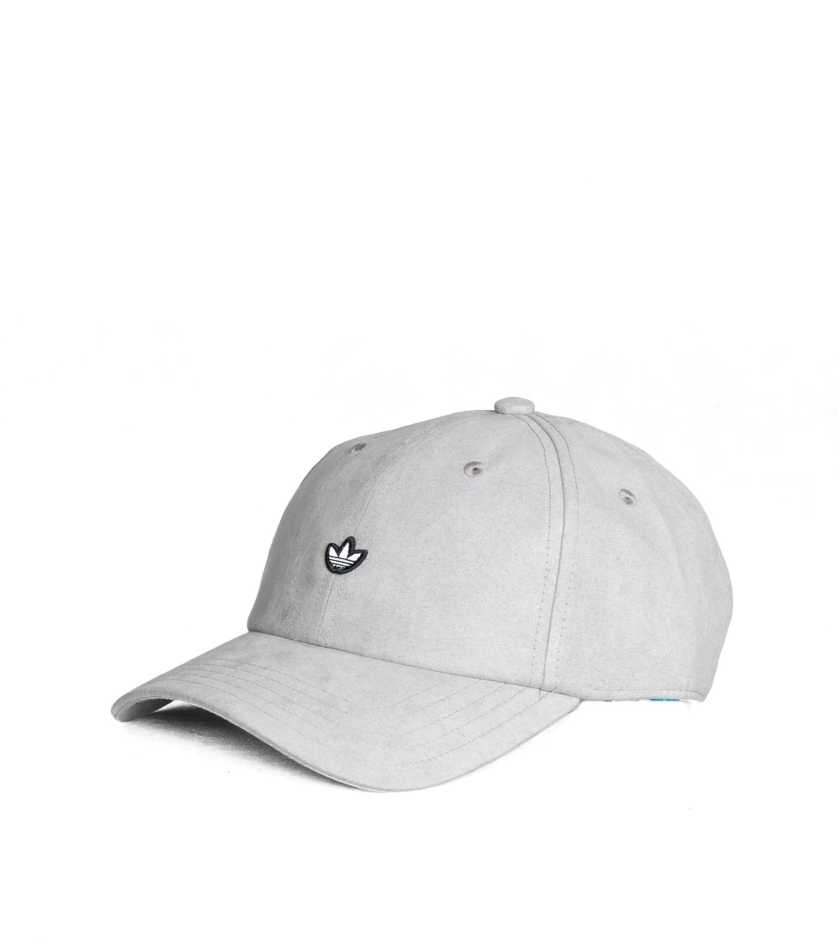 """adicolor PRM Suede Cap  """"Grey""""-1"""