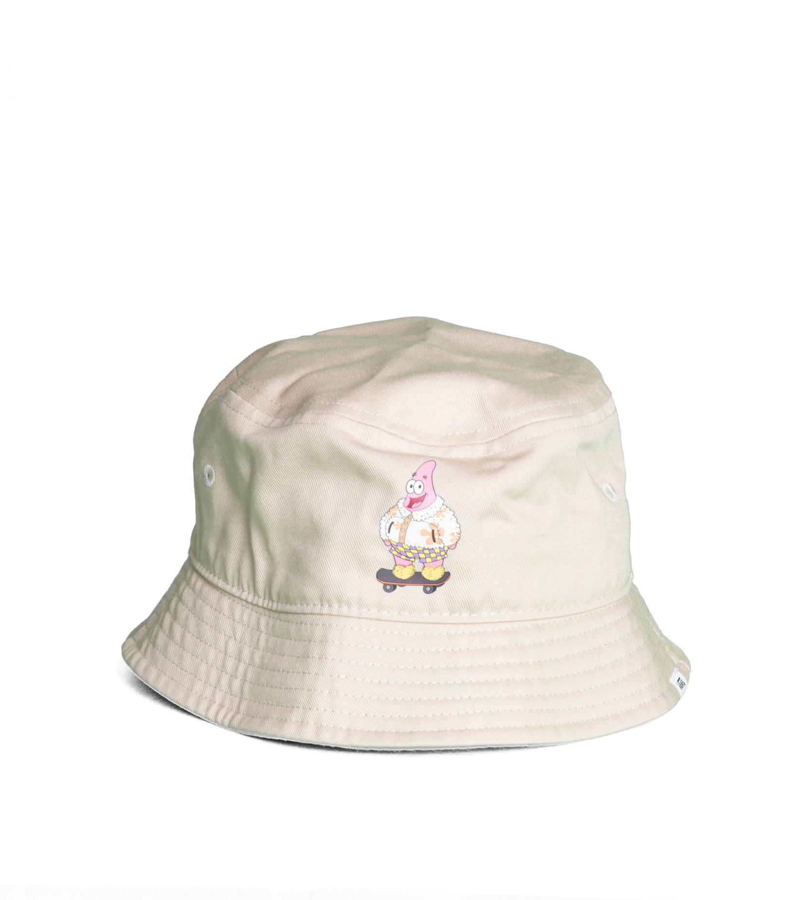 """Spongebob Sandy Liang Buckethat """"Khaki""""-1"""