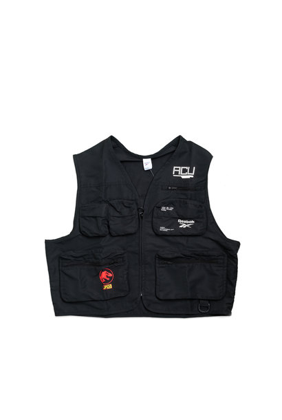 "Jurassic World Utility Vest ""Black"""