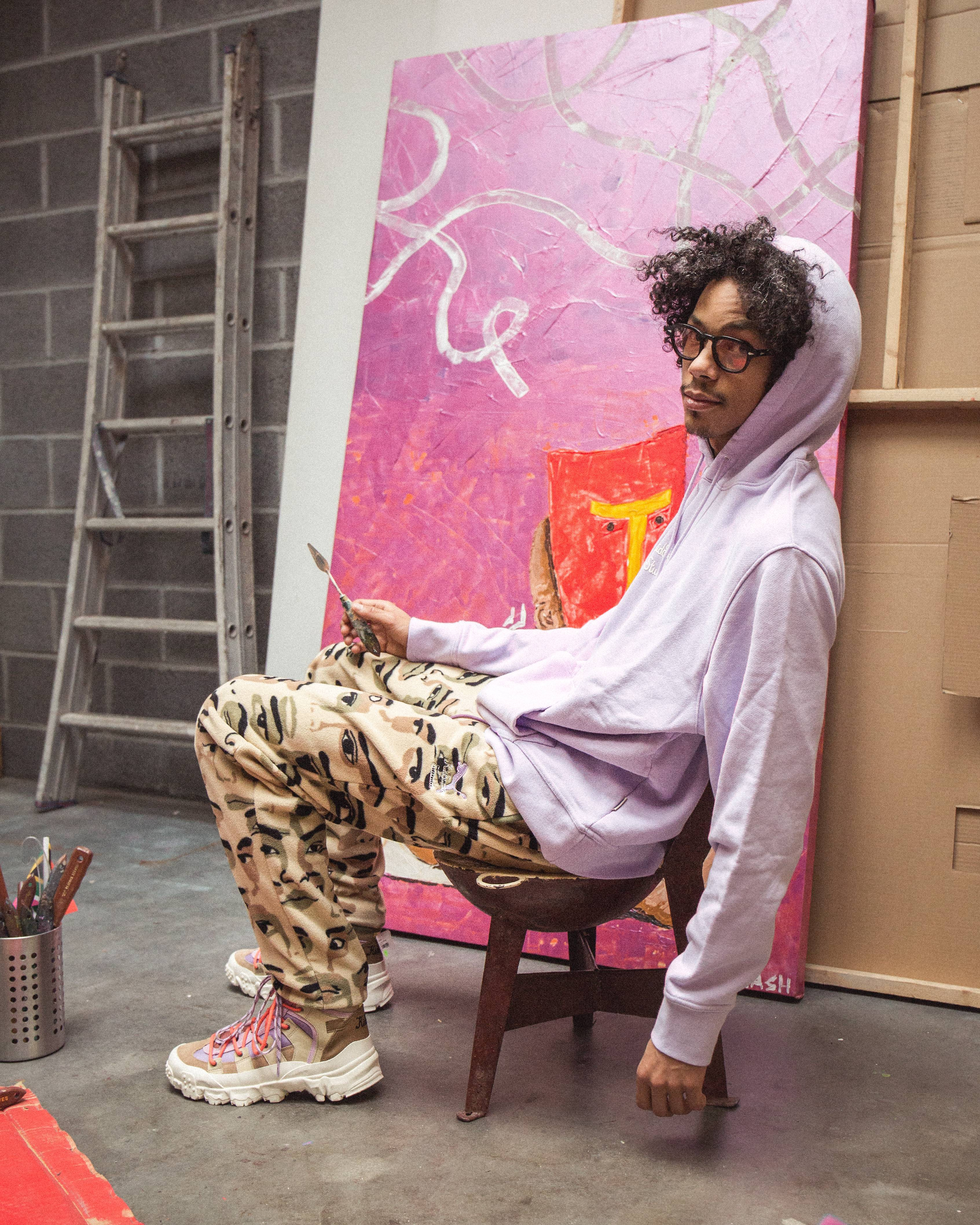 Brooklyn-based collective bridging the gap between fashion and art-1