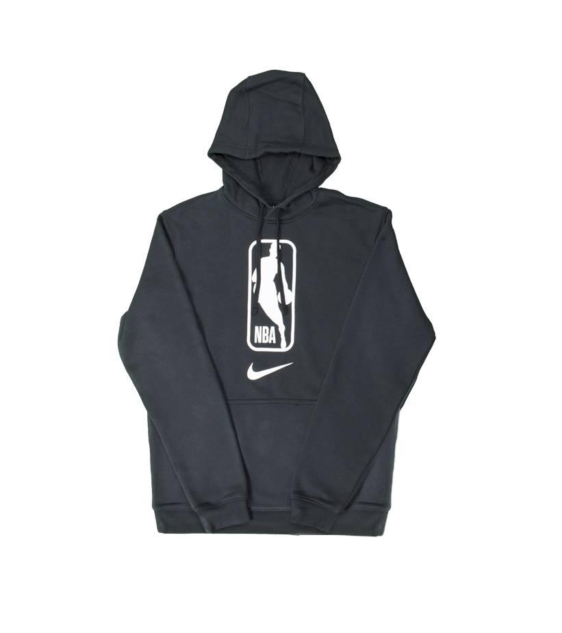 uk availability 8e833 82e38 Fleece NBA Logo Pullover Hoodie