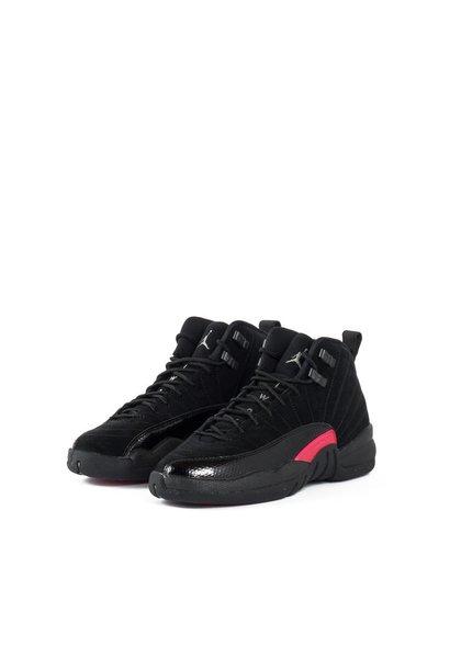 "12 Retro (GS) ""Black/Rush Pink"""