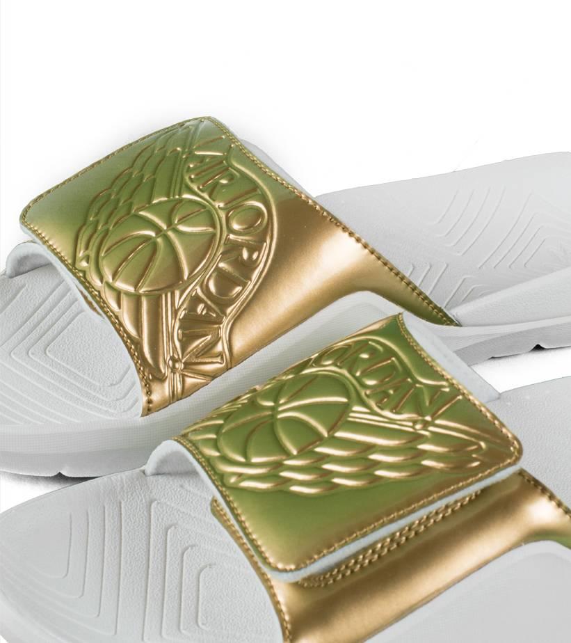 "Hydro 7 ""Sail/Metallic Gold""-5"