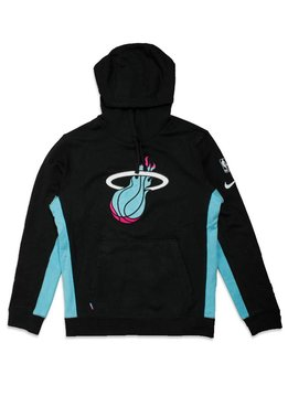 834a8cfe079 Nike Miami Heat Courtside CE Pullover Hoodie