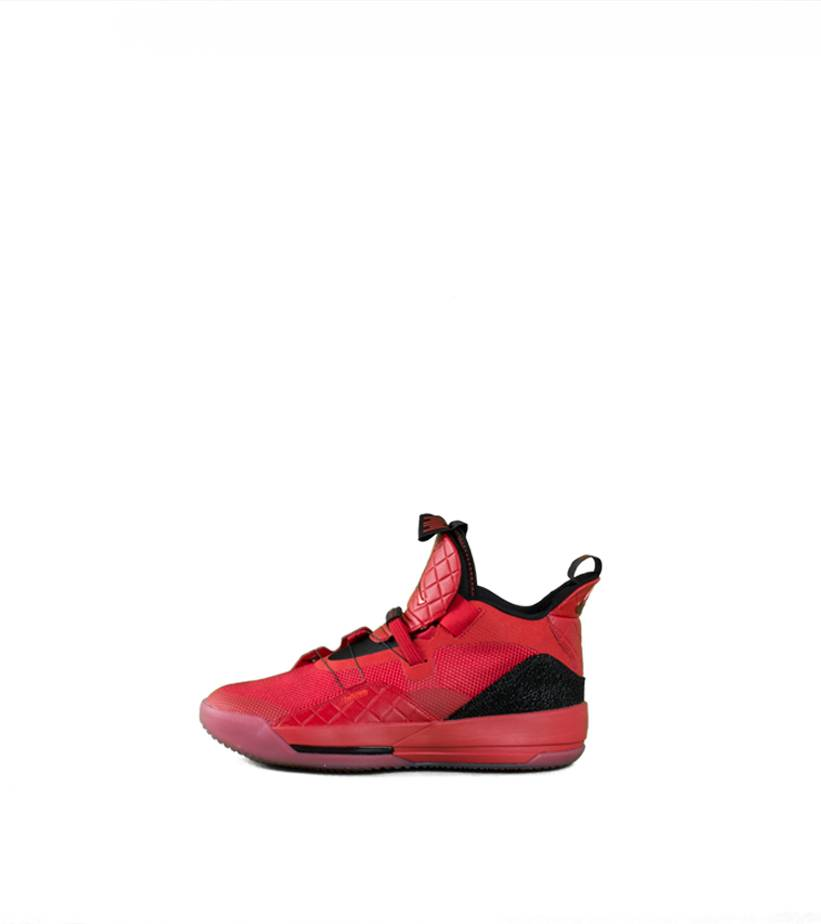 """XXXIII (GS) """"University Red/Black""""-3"""