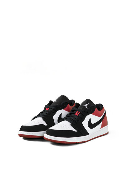 "1 Low  ""White/Gym Red"""