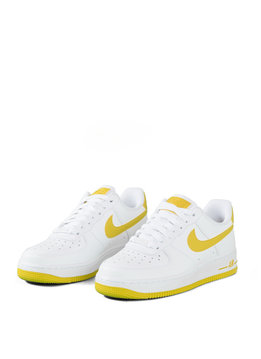 "Nike W Air Force 1 '07 ""White/Citron"""