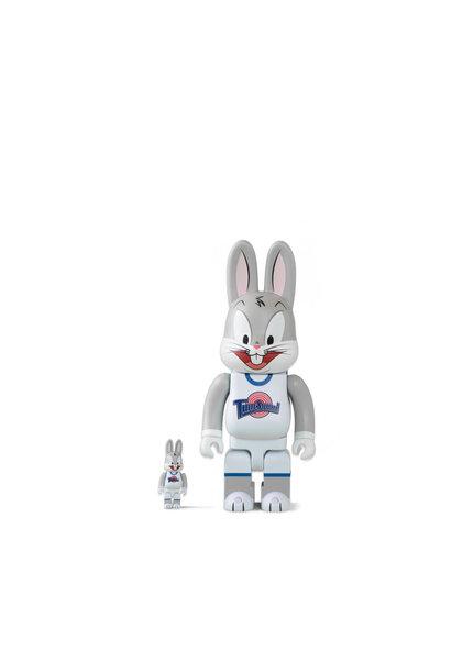 "Bugs Bunny 100% & 400% Be@rbrick ""Grey"""