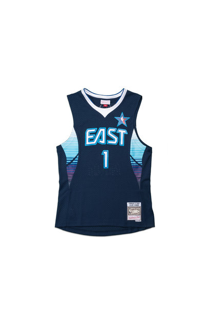 "All Star East '09 A. Iverson Swingman Jersey ""Navy"""