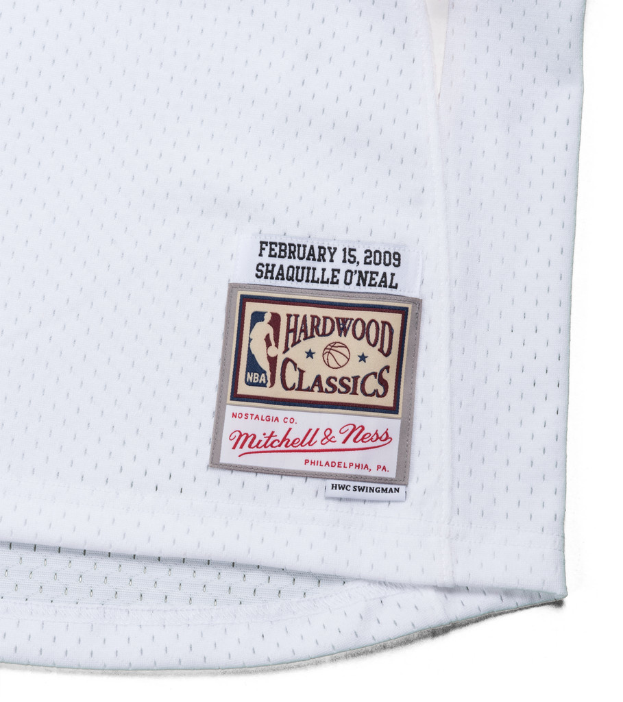 "Mitchell & Ness All Star West '09 S. O'Neal Swingman Jersey ""White"""
