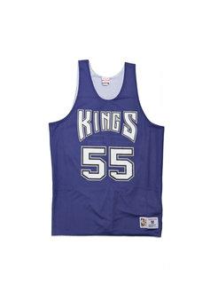 "Mitchell & Ness Sacramento Kings Williams Reversible Mesh Tank ""Purple/White"""
