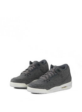 "Air Jordan 3 (GS) ""Wool"""