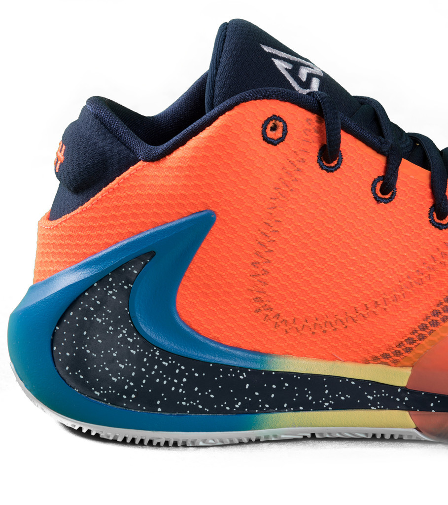 "Nike Zoom Freak 1 ""Total Orange/Midnight Navy"""