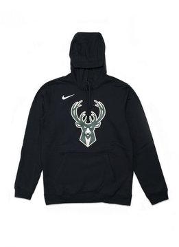 """Nike Milwaukee Bucks Hoodie """"Black"""""""
