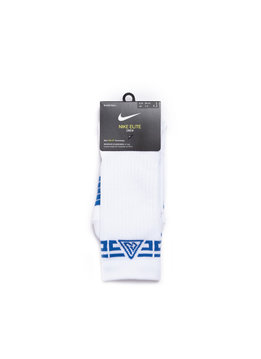 "Nike Giannis Elite Crew Socks ""White/Game Royal"""
