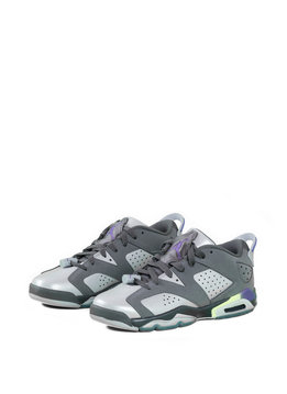 "Air Jordan 6 Retro Low (GS) ""Grey"""