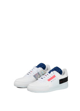 "Nike Air Force 1 Low Type ""Summit White/Red"""