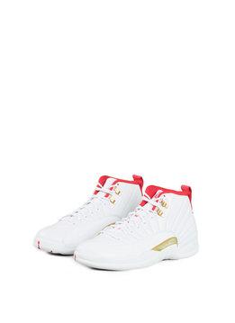 "Air Jordan 12 Retro FIBA19 ""White/University Red"""