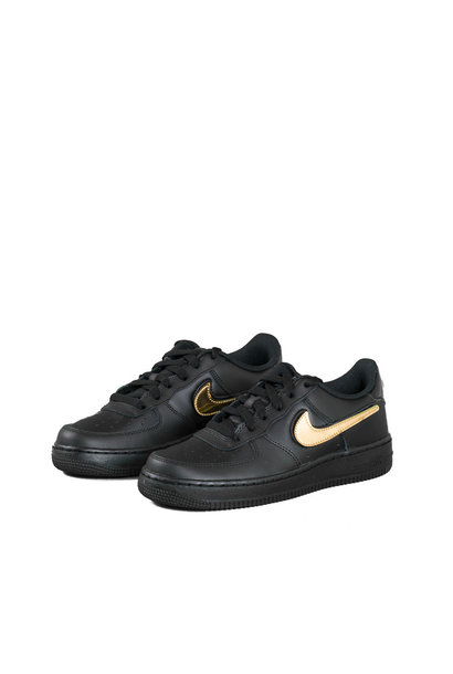"Air Force 1 LV8 3 ""Black/Gold"""