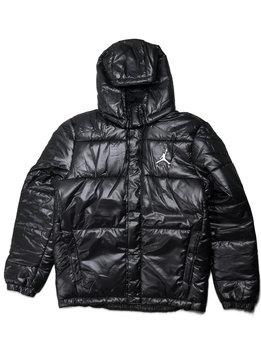 "Air Jordan Jumpman Puffer Jacket ""Black/White"""