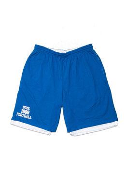 "Mitchell & Ness Duke Blue Devils 1888 Football Cotton/Mesh Short ""Royal"""
